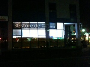 3gstore iphone shop bochum